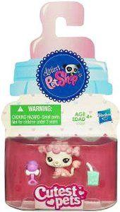 New LPS Littlest Pet Shop Cutest Baby Poodle Puppy #2563 Hasbro Pets Toy Babies http://www.bonanza.com/listings/154185403 …