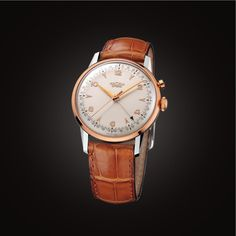 This is the very original Vulcain Cricket watch!! A very rich history with this watch.