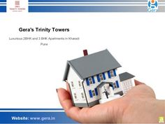 Gera's Trinity Towers : Residential Projects in Kharadi Pune