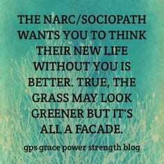 GPS-Grace Power Strength: The Narcissistic Sociopath: The Best Revenge - 5 Tips