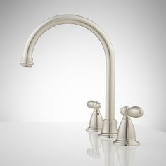 Kesby Widespread Bathroom Faucet