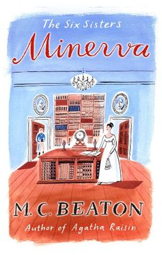 The Kindle Deal of the day for those in the UK is MC Beaton's Regency romance The Six Sisters series for £0.99 ($1.54) apiece. These were originally published under the author's own name, Marion Chesney, rather than the more widely recognized pseudonym used on today's editions. For those in the US, you can get any in the series for $5.69 or borrow them from the Kindle Lending Library.