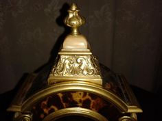 Cartel, Porte Montre Napoléon III - montres anciennes French Clock, Objet D'art, Table Lamp, Display, Home Decor, Antique Watches, Antique Shops, Floor Space, Table Lamps