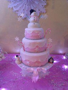 winter wonderland Birthday Party Ideas | Photo 1 of 20 | Catch My Party