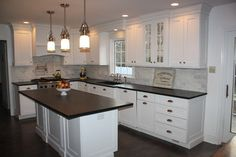 Inviting Classic Kitchen Remodel - traditional - kitchen - philadelphia - Sycamore Kitchens & More
