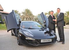 McLaren retailer in Manama – Al Ghassan Motors received their 100th MP412C sports car, just one year after the first MP4-12Cs were received in the country, handed over to them by British auto manufacturer McLaren Automotive. Ever since this range of vehicle was launched in 2011, they have been much in demand