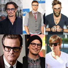 The Glasses/Sunglasses Celebrity Lookbook