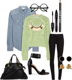 """""""Senza titolo #520"""" by monsteryay ❤ liked on Polyvore"""