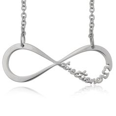 One Direction Stainless Steel Infinit... $1.50 ...  elfsacks