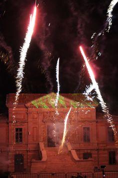 Mairie de Lavaur, 14 juillet 2014 Photo A.Dourel