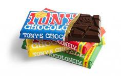 Tony's Chocolonely's Chocolate Bars