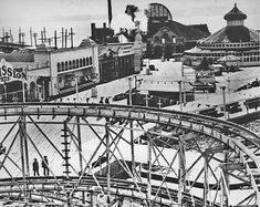 The History Of Luna Park In Seattle, Washington