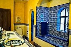 Salle de bain in Mexico