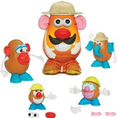 Playskool – Jouet 1er âge – Monsieur Patate Safari | Your #1 Source for Toys and Games