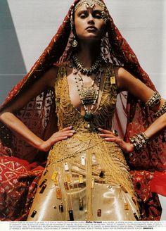Vogue Paris September 1999