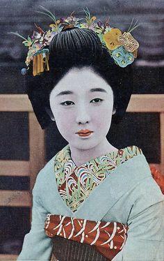Maiko Mameraku 1930's