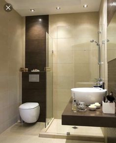 When it comes to great bathroom design, the inspiration is endless. Master Bathroom Layout, Beige Bathroom, Bathroom Design Small, Bathroom Interior, Modern Small Bathrooms, Modern Bathroom, Bathroom Inspiration, Bathroom Ideas, Home Decor Trends