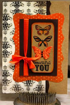 {...beautiful YOU} - week 7 - unity stamp company stamp of the week - created by unity design team member christi snow