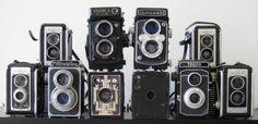 Flickr Finds: David Poe's Vintage Camera Collection