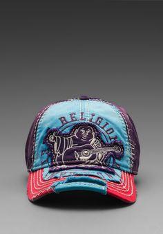True Religion Hats da18a4c7ae46