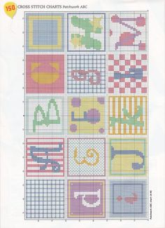 Gallery.ru / Фото #47 - The world of cross stitching 150 - WhiteAngel
