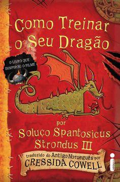 Biblioteca nerd: Como Treinar o Seu Dragão de Cressida Cowell | Nerdivinas