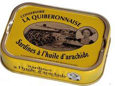LA QUIBERONNAISE Sardines