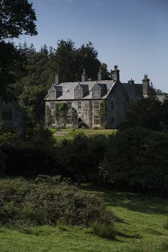 Glyn Cywarch - the property of Lord Harlech