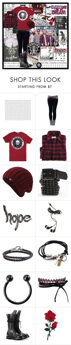 """""""My Hero, My Band. (See Description)"""" by angie-in-reverie ❤ liked on Polyvore featuring Hot Topic, Keds, Vans, NOVICA, Forever 21, Tod's, Degs & Sal, Fallon, Rick Owens and WALL"""