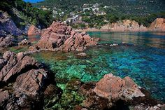Cala de Canyet, Costa Brava, Spain. who wouldnt want to take a dip in this?