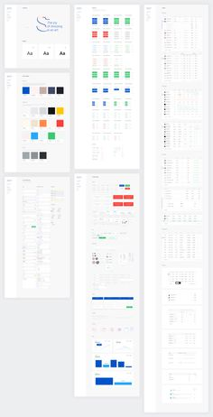 png by Greg Dlubacz – corporate style Web Style Guide, Brand Style Guide, Style Guides, Design System, Tool Design, App Design, Ui Kit, Corporate Style, Web Design Projects