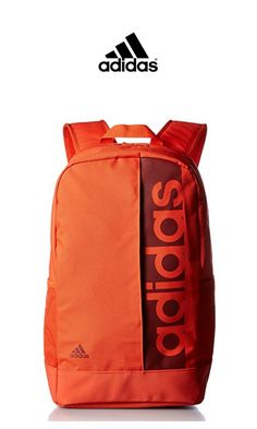 Are you after a new Adidas backpack? With a huge selection of the best Adidas backpacks, you'll be sure to find what you're looking for here! Adidas Backpack, Adidas Bags, Men's Backpack, Fashion Backpack, Bts Bag, Mochila Adidas, Linear, Orange Backpacks, College Bags
