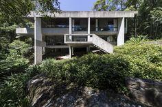 Harry & Penelope Seidler - Killara House (1966-1967)
