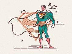 Striking Pop Culture Illustrations by James Oconnell - UltraLinx