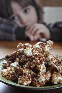 Suklainen popcorn