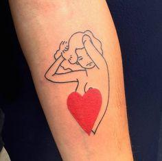 Cool Tattoos by Paris Tattoo Club