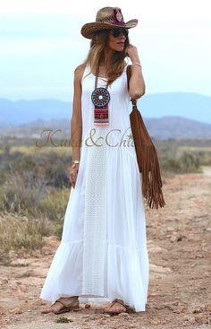 Hippie Chic, Bohemian Style, Boho Fashion, Cowgirl Fashion, Womens Fashion, Tomorrowland Outfit, Cowgirl Style, Photography Women, Beachwear