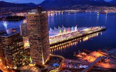 Nightview Vancouver - Mahmoud Heidarian