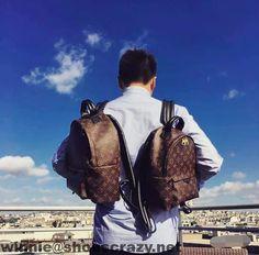 Louis Vuitton backpack 2016