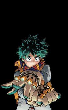 Izuku Midoriya {Deku} - Boku No Hero Academia☆ Buko No Hero Academia, My Hero Academia Memes, Hero Academia Characters, My Hero Academia Manga, Anime Characters, Manga Anime, Manga Art, Anime Art, Anime Angel