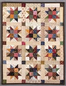 from Tara Lynn Darr's Simply Charming: Small Scrap Quilts of Yesteryear.