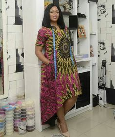 Tis the Season To Slay In Beautiful Latest Ankara Styles African Fashion Designers, African Print Fashion, Africa Fashion, African Fashion Dresses, Fashion Outfits, Fashion Ideas, Latest Ankara Gown, Ankara Gown Styles, Ankara Gowns