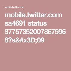 mobile.twitter.com sa4691 status 877573520078675968?s=09
