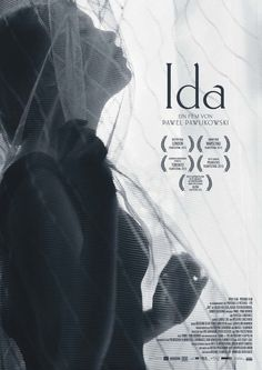 German poster for IDA (Pawel Pawlikowski, Poland, 2013)