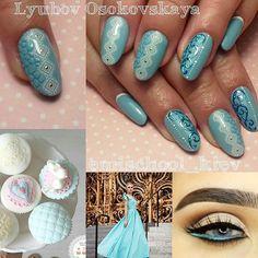 Лазурный каприз♡♡ #Emi #EmiDesign#emiroshnichenko #emischool #emischool_kiev #EmiGelSystem #EmiMania #EmiManicure #EMPASTA #GLOSSEMI #EmiLac #manicure #handpainting #fashionfactura #charmicon #nailart #naildesign #nails2inspire #kyiv