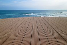 high stability composite decking ,   easy to clean wood decking option .
