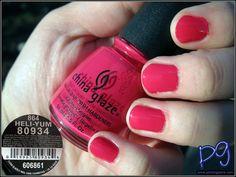 Polish Galore: China Glaze Heli-Yum
