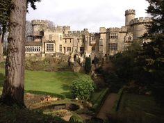 King John's castle (Wiltshire) Durma em um autêntico castelo medieval!!!!