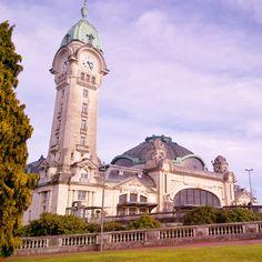 Limoges à Limousin