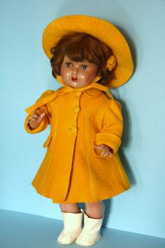 Present Day, Squirrel, Outfits, Vintage, Style, Fashion, Sewing Doll Clothes, Childhood Games, Antique Dolls